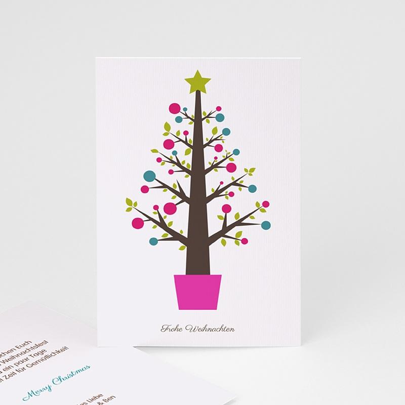 Weihnachtskarten Pop