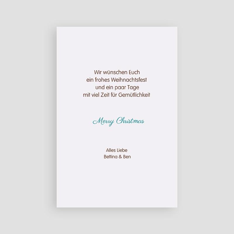 Weihnachtskarten Pop pas cher