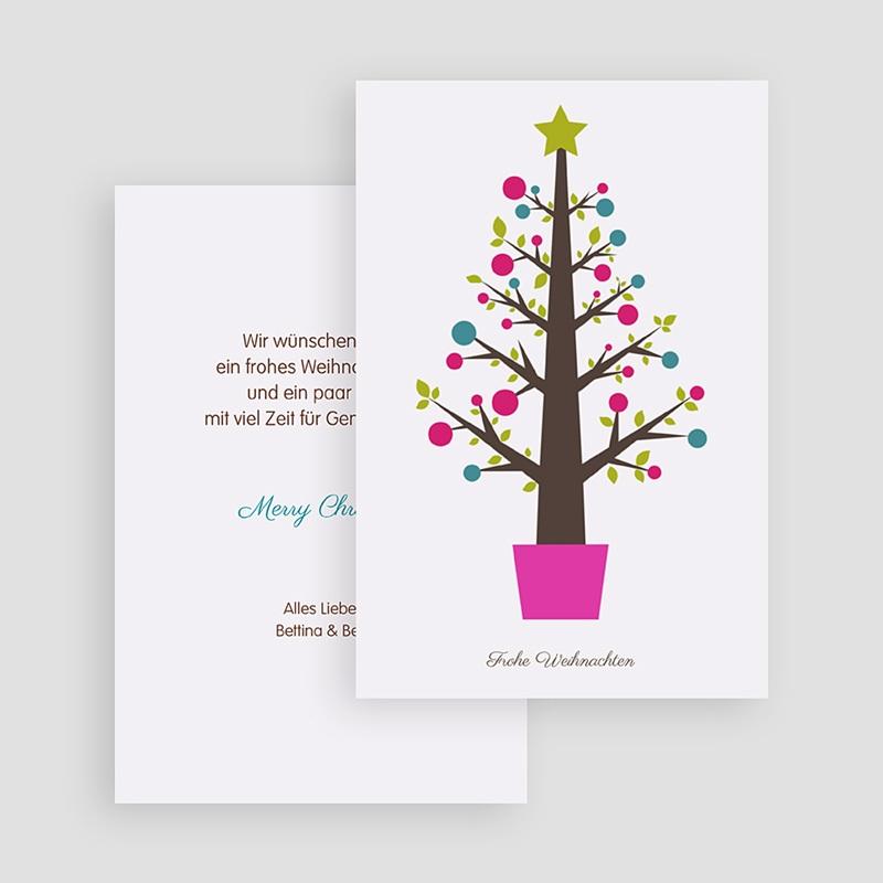 Weihnachtskarten Pop gratuit