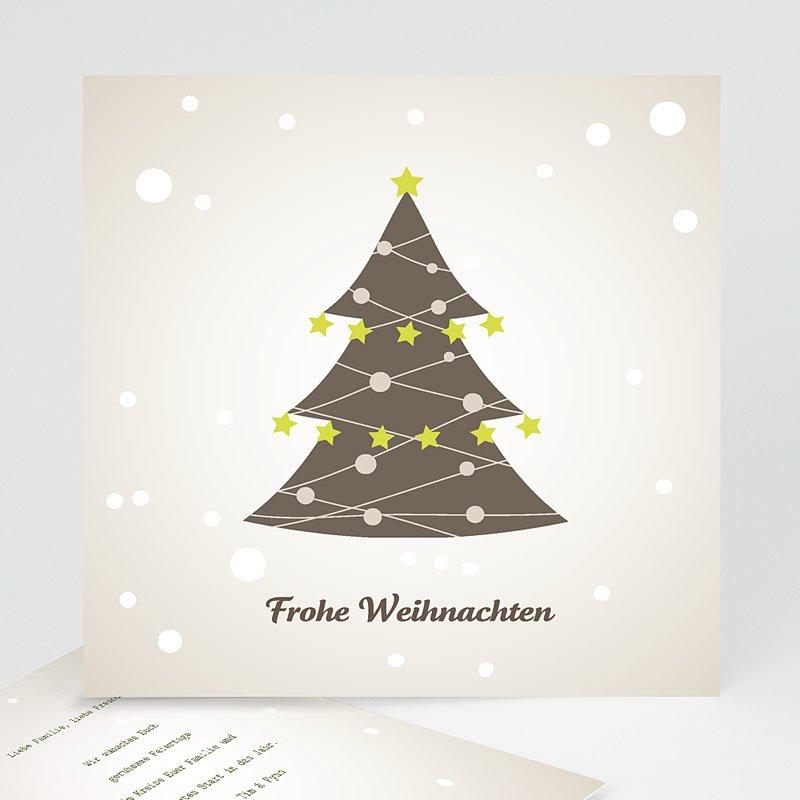 Weihnachtskarten Weihnachtszeit