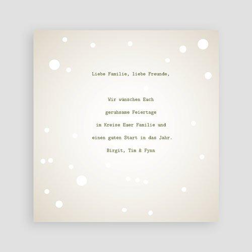 Weihnachtskarten - Weihnachtszeit 22717 test