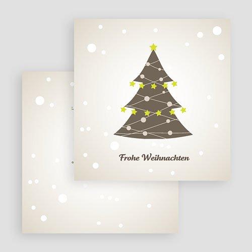 Weihnachtskarten - Weihnachtszeit 22718 test