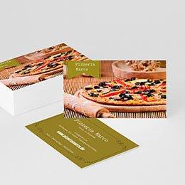 Visitenkarten Professionnel Italienisch