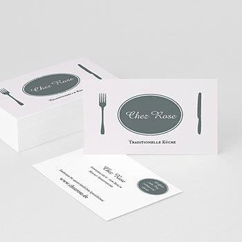 Visitenkarten - Cuisine Traditionnelle - 1