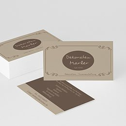 Visitenkarten - Tous Travaux - 1