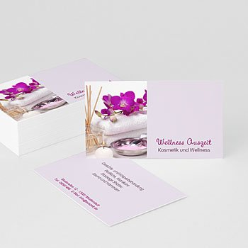 Visitenkarten - Salon de beauté - 1