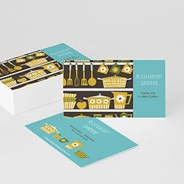 Visitenkarten Professionnel Gastronomie