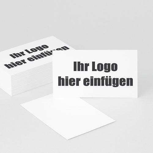 Visitenkarten - Mit Logo 22811