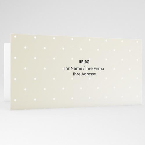 Weihnachtskarten - Runde Kugel 22816 preview
