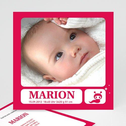 Geburtskarten für Mädchen - Yolanda 2282 test