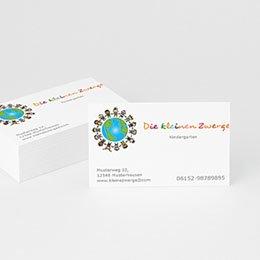 Visitenkarten - Visitenkarten - Kindergarten - 1