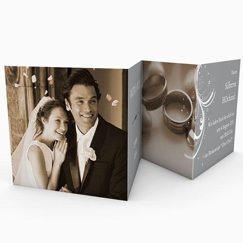 Silberhochzeit und goldene Hochzeit  - 25 Jahre Glück 22939 thumb
