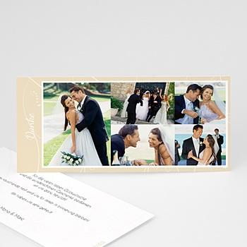 Danksagungskarten Hochzeit  - Hochzeitskarte Venedig - 1