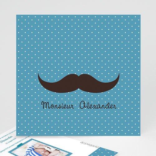 Babykarten für Jungen - Monsieur 23028