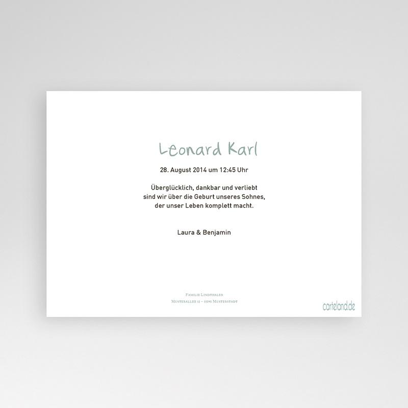 Geburtskarten für Jungen Kleiner Mann pas cher