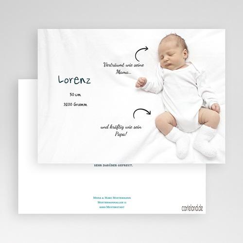 Geburtskarten selbst gestalten  Liebespfeile gratuit
