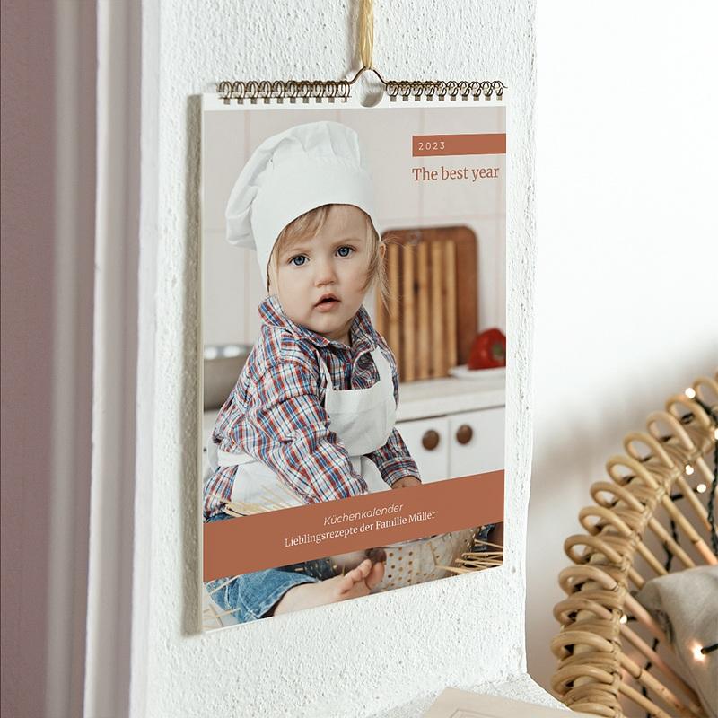 Wandkalender Kulinarisch