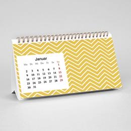 Tischkalender  - Petits chevrons - 1