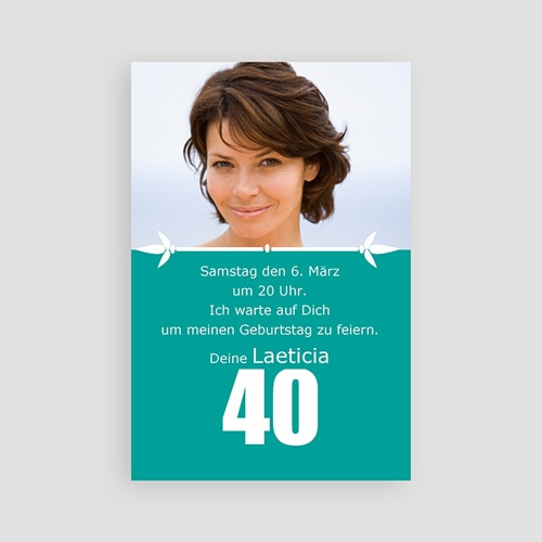 Runde Geburtstage - 40 Jahre 2316 test