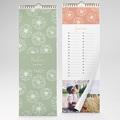 Ewiger Kalender 2020 Floral