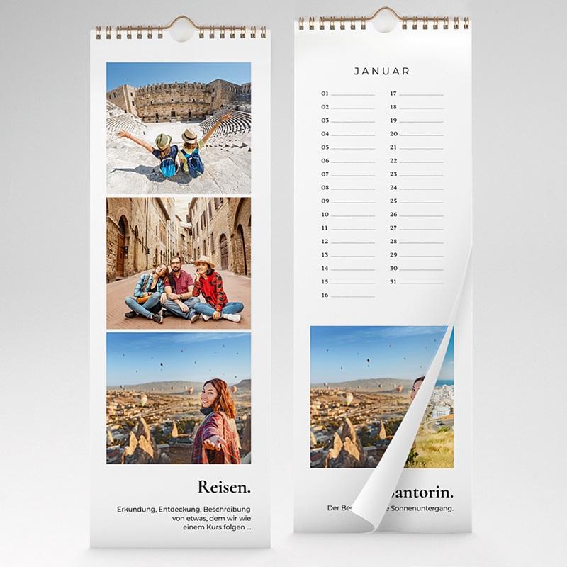 Ewiger Kalender Reisen