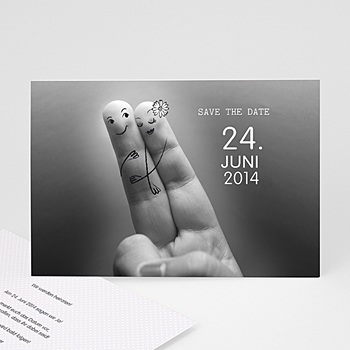 Save The Date  - Verliebte - 1