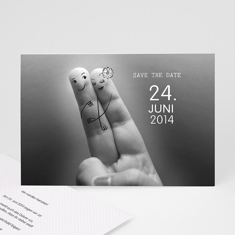 Save The Date Karten Hochzeit Verliebte