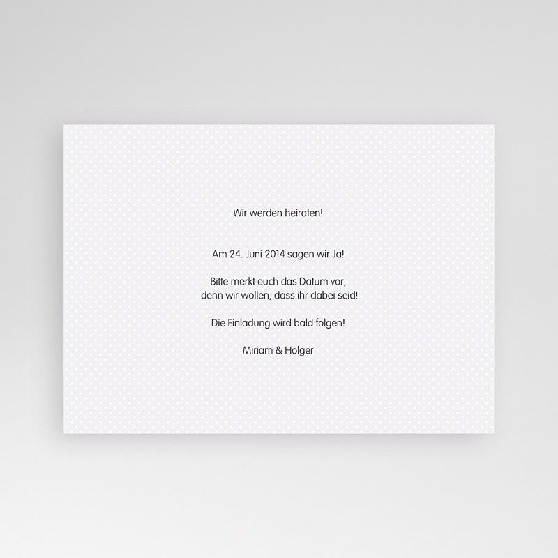 Save The Date Karten Hochzeit Verliebte pas cher