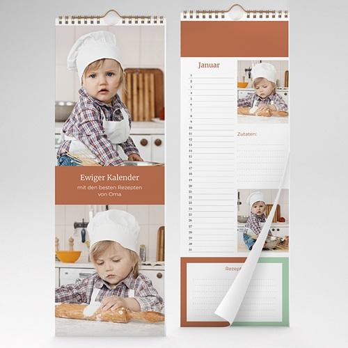 Ewiger Kalender Küche