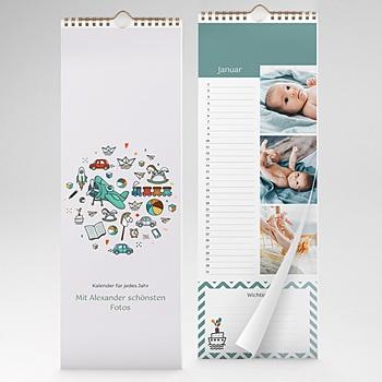 Ewiger Kalender - Fotokalender für Jungen - 1