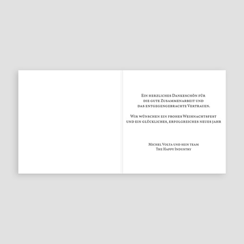 Weihnachtskarten - Ein leuchtendes Jahr 23219 test