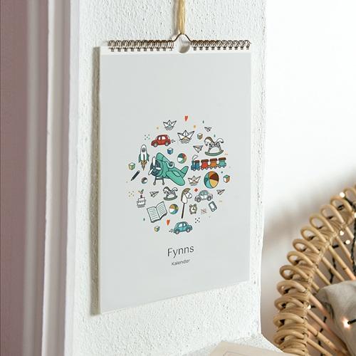 Wandkalender 2018 - Junge 23227