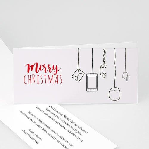 Weihnachtskarten - Netzwerk 23230
