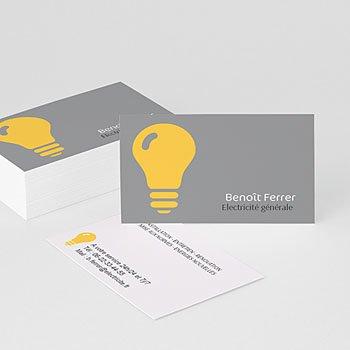 Visitenkarten - Electricité - 1