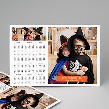 Kalender Jahresplaner - Déguise-toi - 1
