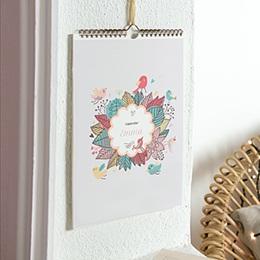 Kalender Loisirs Girly