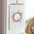 Wandkalender Girly