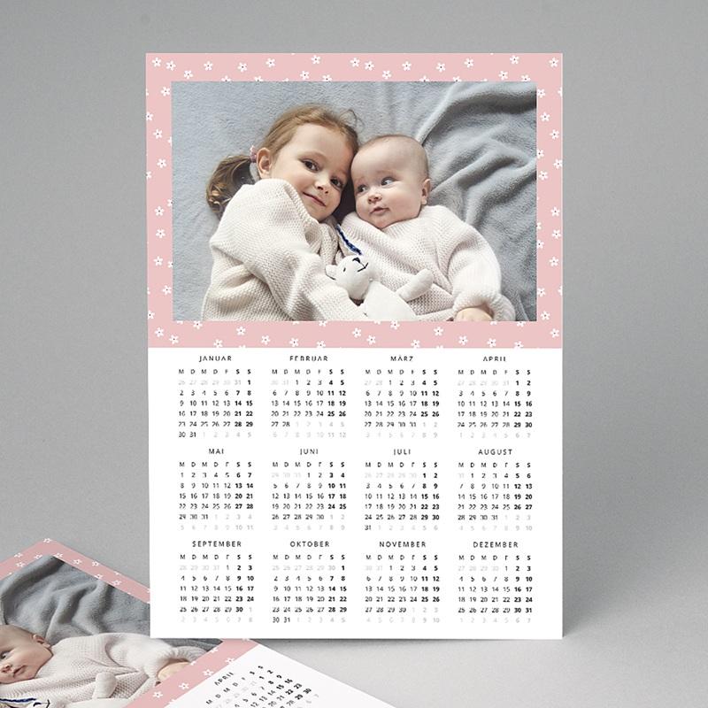 Kalender Jahresplaner Blumen