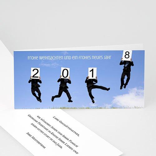 Weihnachtskarten - Lebkuchen 23439