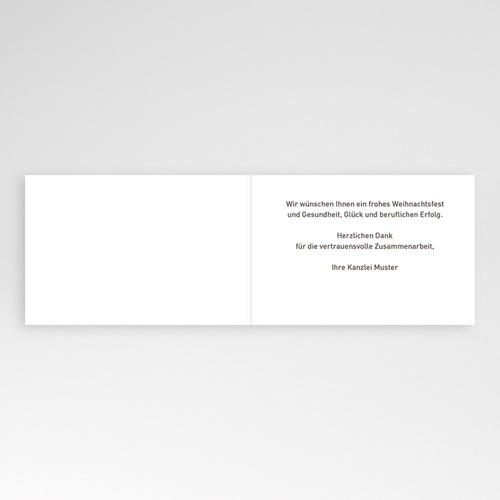 Weihnachtskarten - Abstraktion 23467 test
