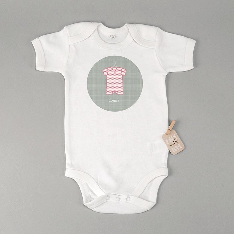 Personalisierte Baby Bodys Louna