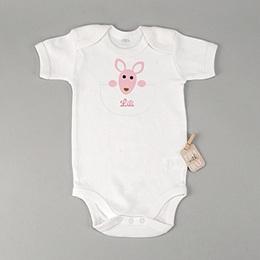 Body Geburt Känguru Mädchen