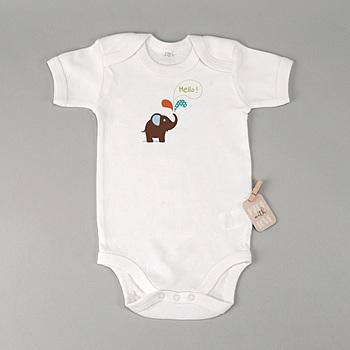 Babybody Kleiner Elefant
