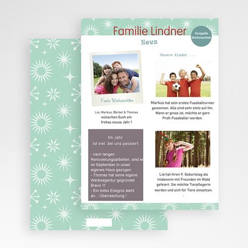 Weihnachtskarten - Weihnachtsnews 23596 preview