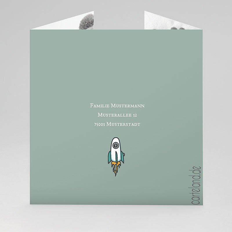 Geburtskarten für Jungen Unser Schatz gratuit