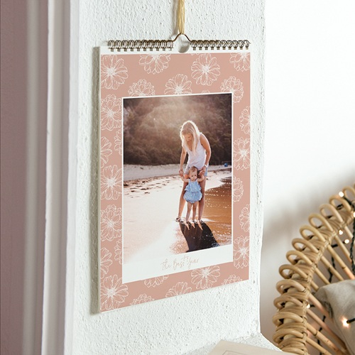 Wandkalender 2018 - Blumenwiese 23706 test
