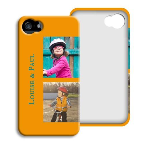 iPhone Cover NEU - Souvenirs - Gelb 23881