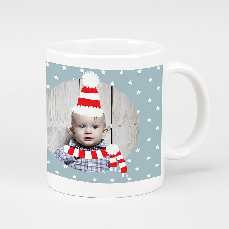 Personalisierte Fototassen Kleiner Weihnachtsbote
