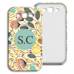 Case Samsung Galaxy S3 - Blumenfeld - 1