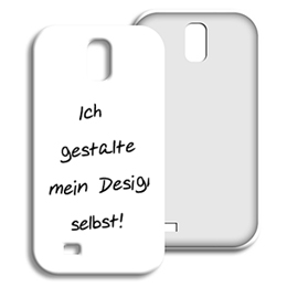 Case Samsung Galaxy S4 - 100% individuell - 1